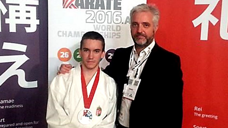 Halász Attila – Inkluzív karate